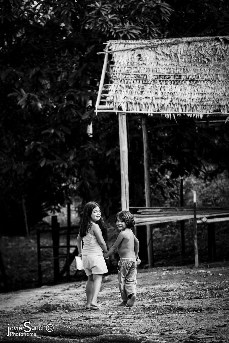 Photoframe Street Photography